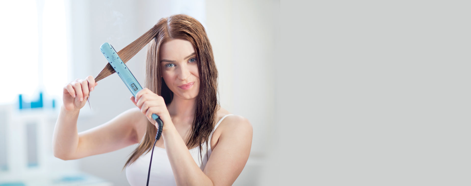 Wet2Straight Straightener | Remington