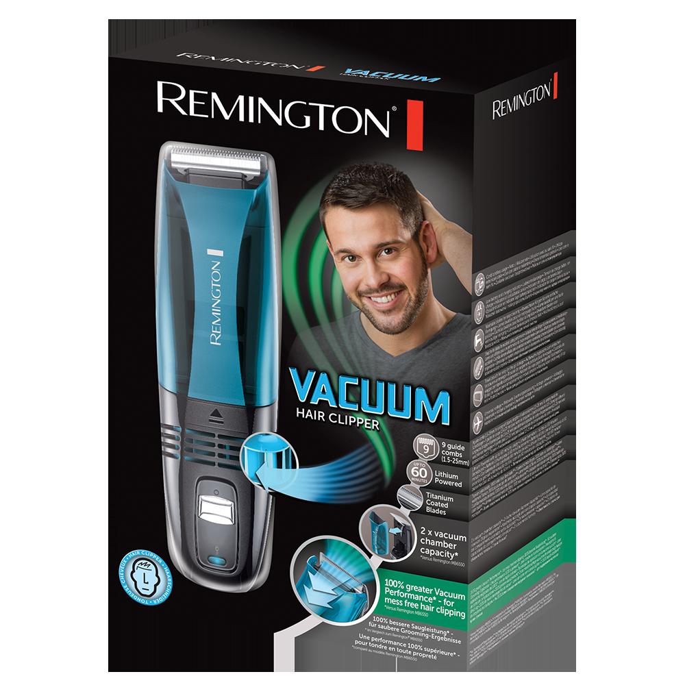 Tondeuse cheveux vacuum