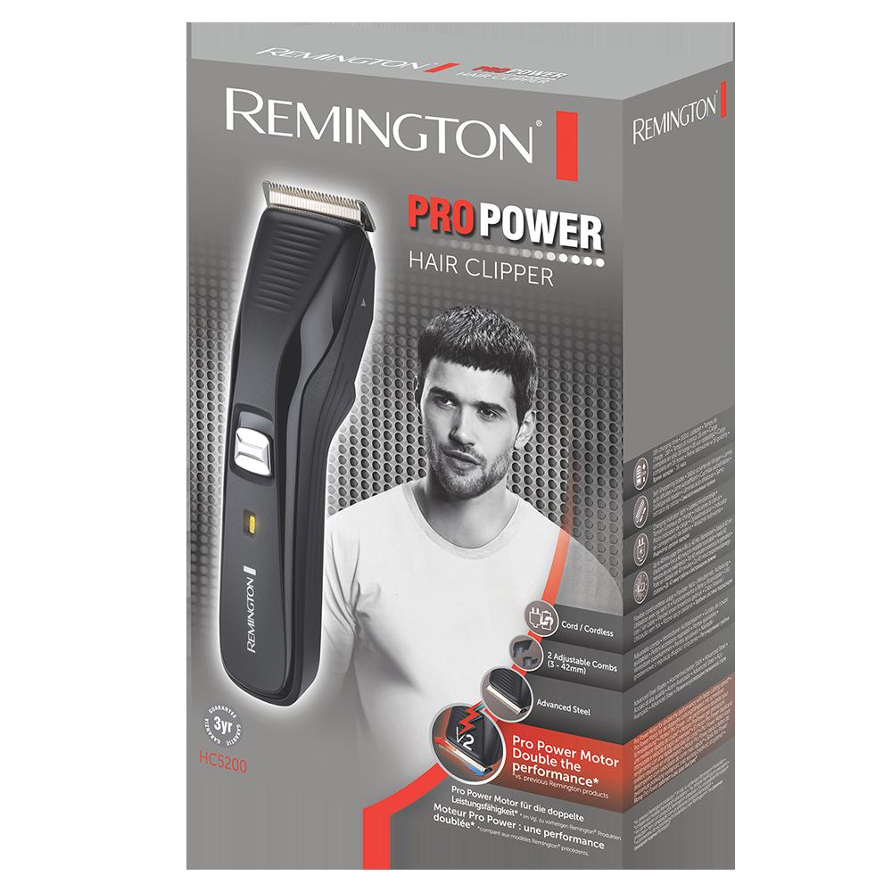 Remington HC5200 Pro Power zastřihovač vlasů  566758c0706