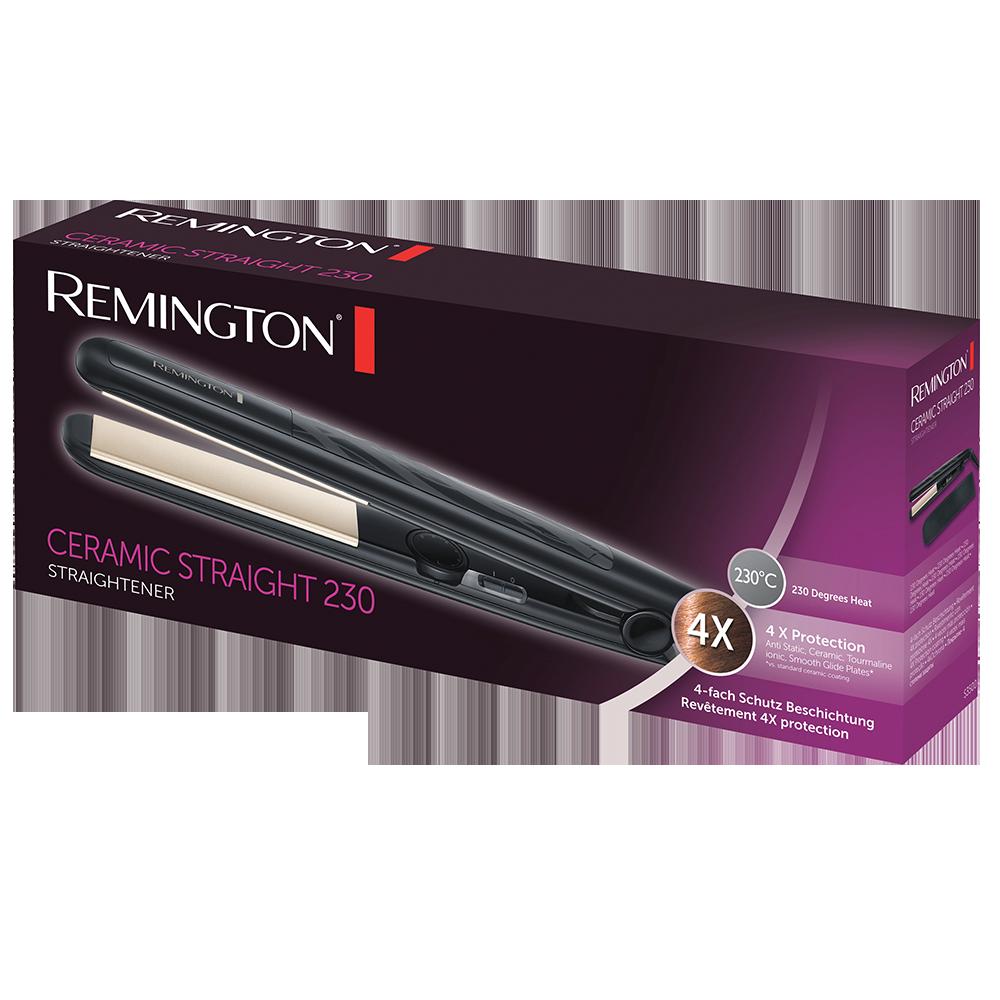 Ceramic Straight 230 Straightener | Remington