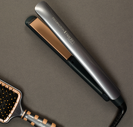 Keratin Protect Intelligent Hair Straightener | Remington