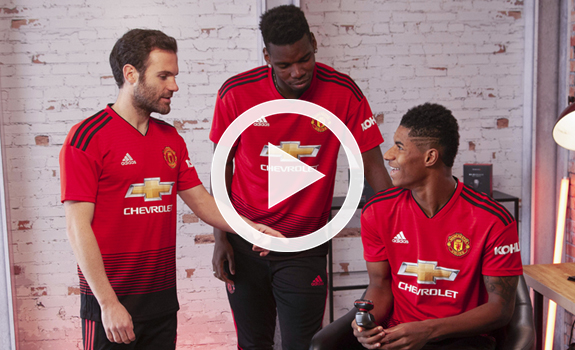 4a1f90f42f2f Remington have Become Manchester United Football Club s First Official  Electrical Styling Partner